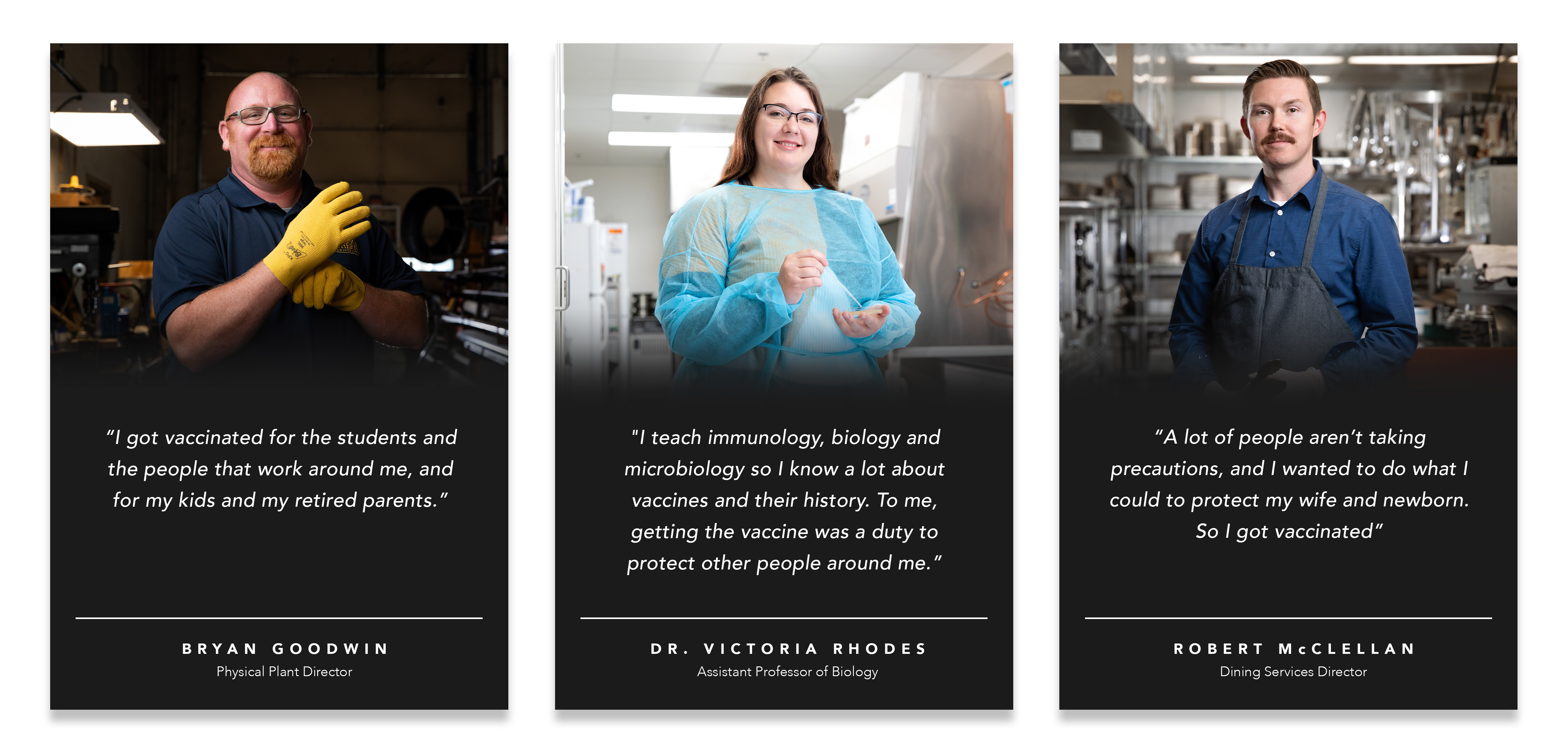 COVID Vaccine quotes